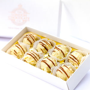 Gin And Tonic Chocolate Truffle Gift Box - food & drink