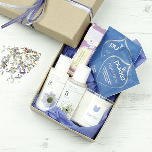 Sleep Tight Natural Gift Set