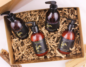Neem Luxury Cleanse And Nourish Gift Set - gift sets
