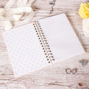 Personalised Novelty Jewelled Notebook Gift Selection
