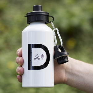 Adventure Alphabet Personalised Water Bottle
