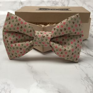 Love Dog Bow Tie