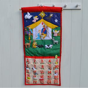 Traditional Christmas Advent Calendar - advent calendars