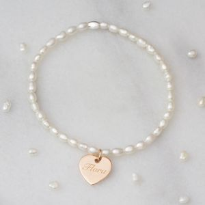 Concetta Personalised Bridesmaid Bracelet