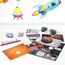 Space Journey Mercury Planet Pack