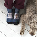 Personalised Photo Socks From The Dog