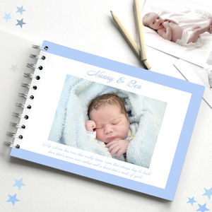 Personalised Grandparent Album - photo albums