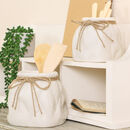 Ceramic Sack Kitchen Cutlery And Utensil Holders