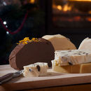 Yuletide Six Slice Whipping Cream Fudge Selection