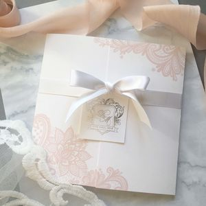 Demi Invitation - wedding stationery