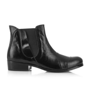 Fulham Boots Black - women's fashion