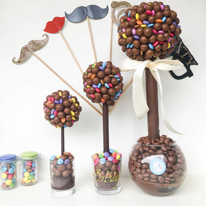Malteser And Smarties Chocolate Tree - chocolates & confectionery