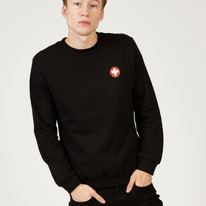 Men's Bar Suisse Sweat