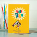 Well Done 'Well Done' Card