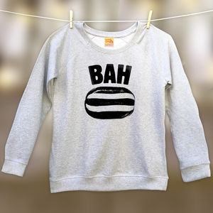 Bah Humbug Christmas Jumper For Men And Women - christmas jumpers