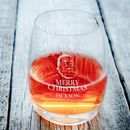 Santa's Old Fashion Personalised Tumbler