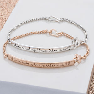 Shine Bright Like A Diamond Bracelet - children's accessories