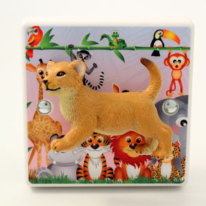 Safari Animal Light Switch For Jungle Themed Bedrooms - light switches & pulls