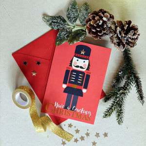 The Nutcracker Limited Edition Card