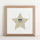 Gold Star Teacher's Print