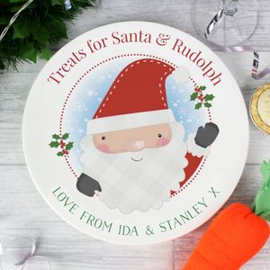 Personalised Christmas Pie Plate - plates