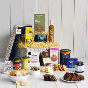 Indulgence Gluten Free Hamper - shop by category