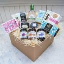 'Superstar Grandma' Deluxe Hamper With Gin