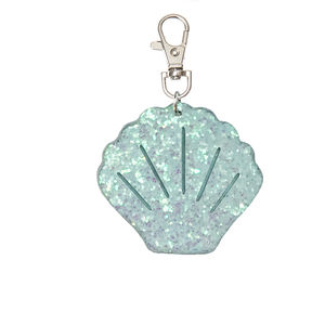 Seashell Bag Charm