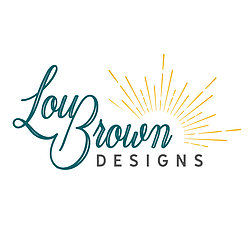 Lou Brown Designs logo