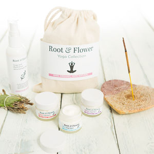 Yoga Balm And Atmosphere Mist Gift Set - beauty gifts