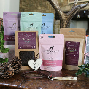 The Innocent Hound Christmas Gift Box For Dogs