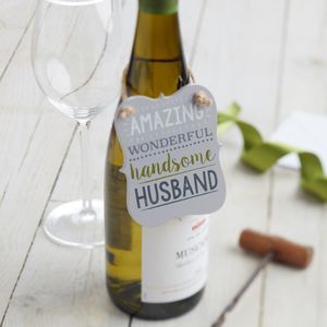 Husband Sign - home accessories