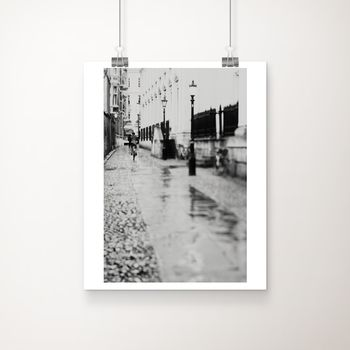 The Streets Of Cambridge Fine Art Photographic Print