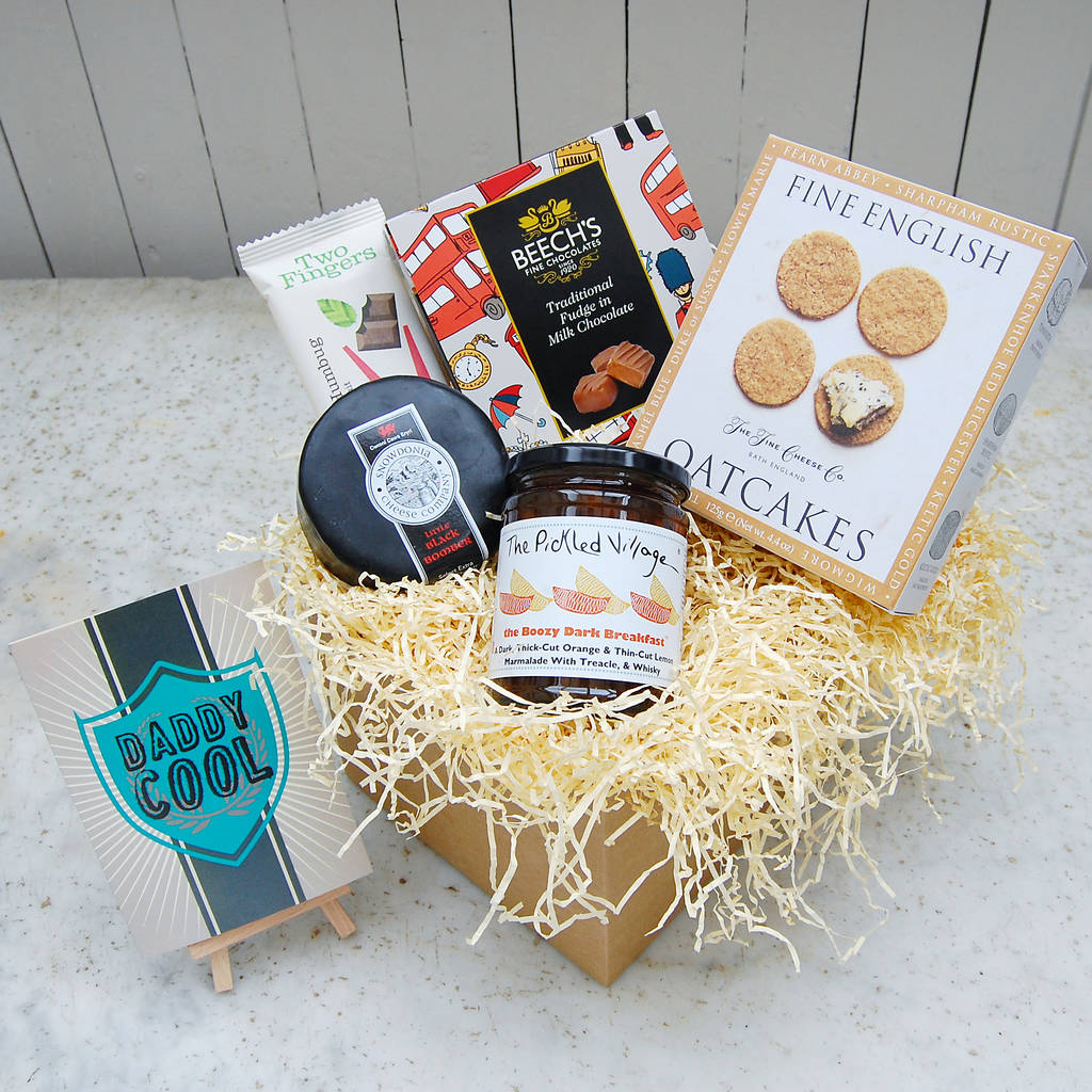 'Daddy Cool' Artisan Hamper