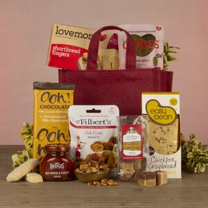 Gluten And Wheat Free Goodies Gift Hamper
