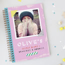 Personalised Kids Diary