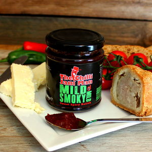 Mild Smoky Chilli Jam