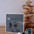 Beach Inspired Christmas Cards
