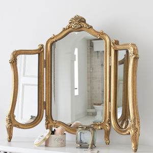 Valentina Dressing Table Mirror - living room