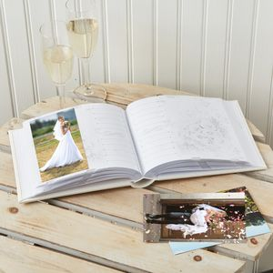 Mr And Mrs Wedding Photo Album - picture frames