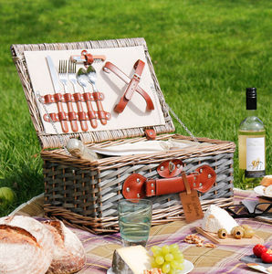 Soanes Luxury Two Person Picnic Hamper