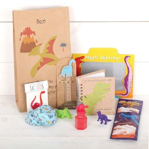 Dinosaur Party Bag Favour Fillers - party bags and ideas