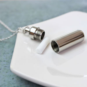 Aroma Holder Necklace