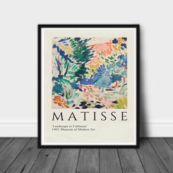 Matisse Abstract Gallery Print