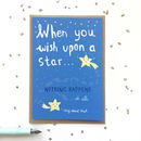 'Wish Upon A Star' Greeting Card