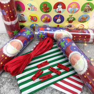 Bunting Advent Calendar For Christmas Countdown
