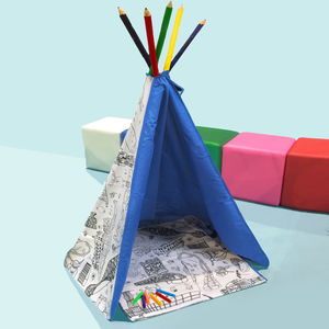Not Just A Colour In Tee Pee - gifts for babies & children sale