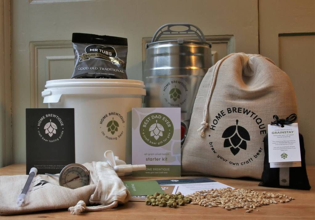 Father's Day Premium Craft Brewing Kit