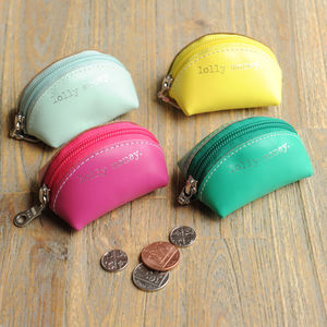 Undercoveruk Leather Lolly Money Tiny Coin Purse - girls' bags & purses