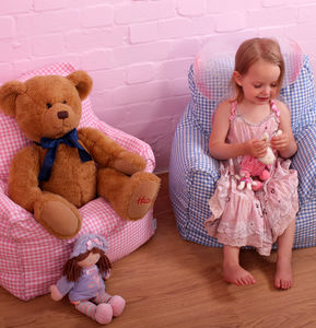 Bean Bag Chair - children's furniture